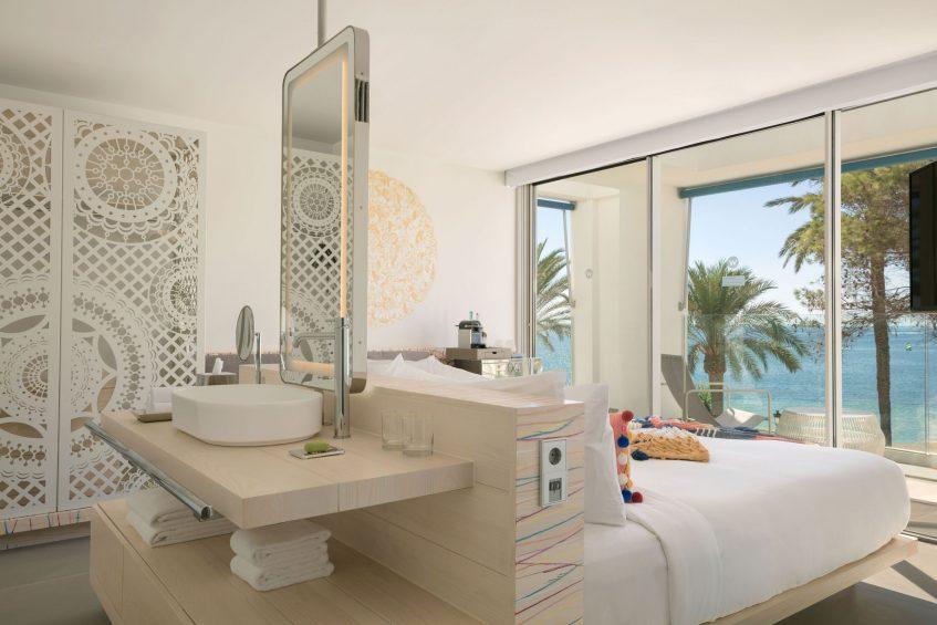 W Ibiza Luxury Hotel - Santa Eulalia del Rio, Spain - Cool Corner King Guest Room