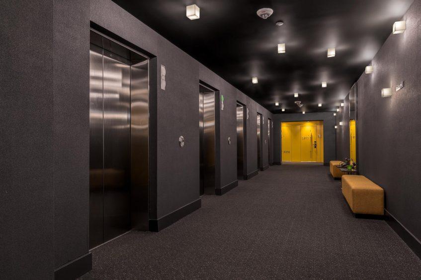 W Panama Luxury Hotel - Panama City, Panama - Floor Halls