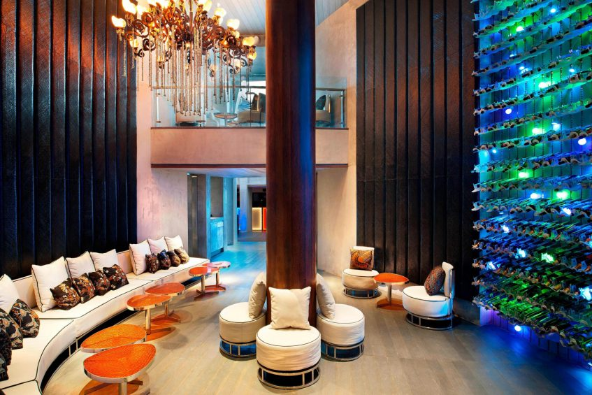 W Bali Seminyak Luxury Resort - Seminyak, Indonesia - WooBar Whisky Lounge