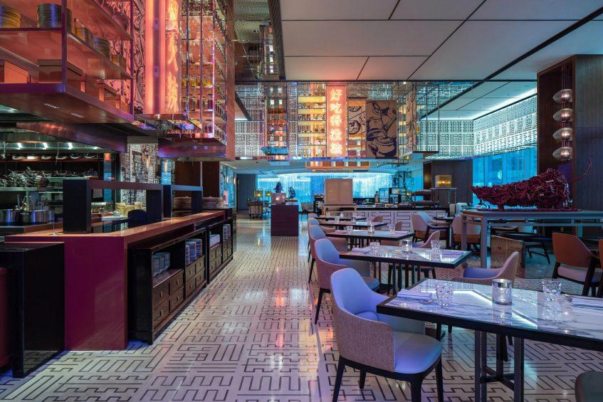 W Chengdu Luxury Hotel - Chengdu, China - ZING Decor
