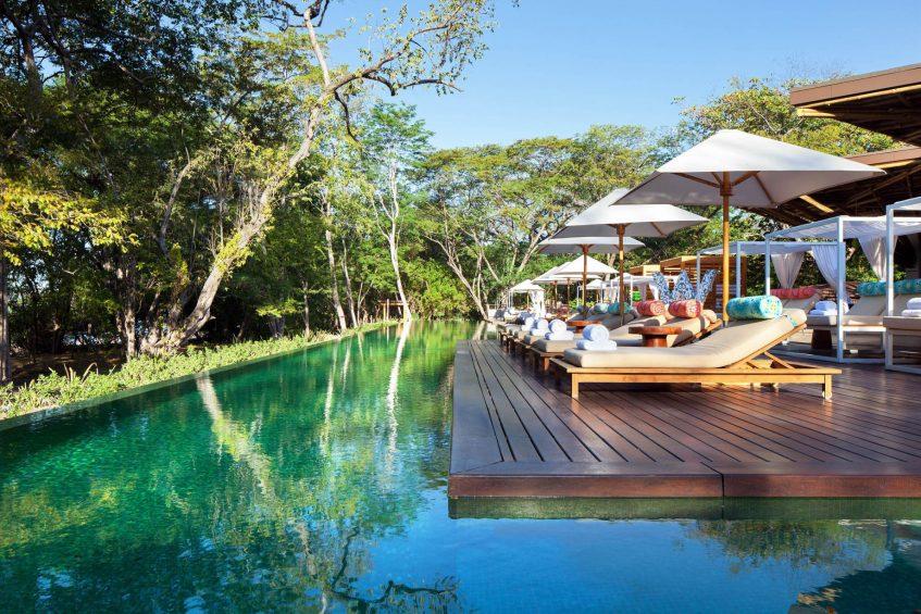 W Costa Rica Reserva Conchal Luxury Resort - Costa Rica - Zona Azul Beach Club Pool