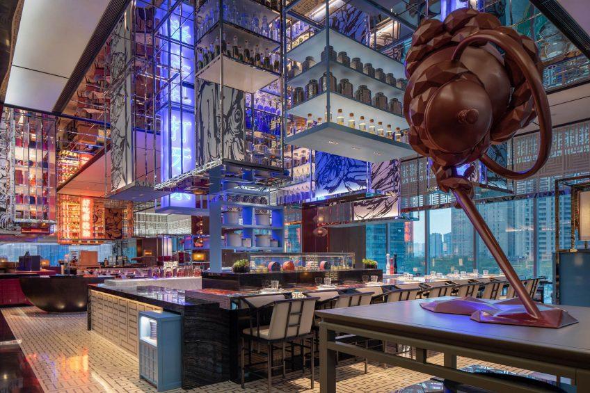 W Chengdu Luxury Hotel - Chengdu, China - ZING Chefs Table