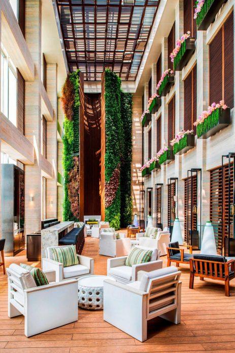 W Guangzhou Luxury Hotel - Tianhe District, Guangzhou, China - WET Bar
