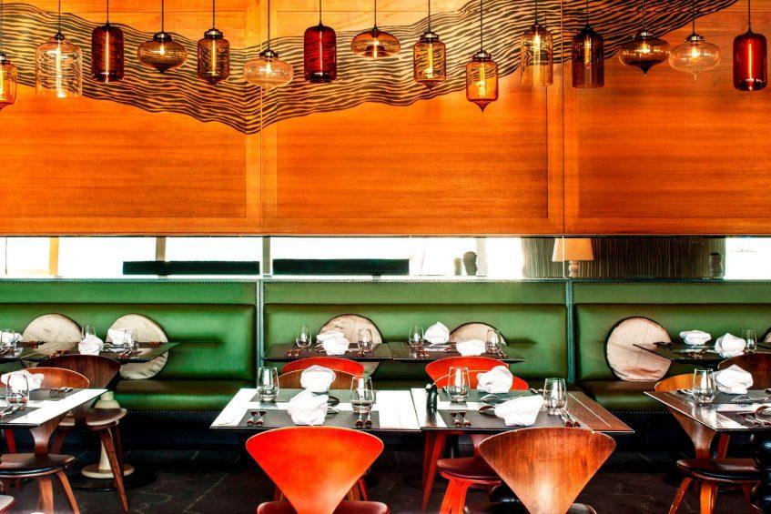 W Hong Kong Luxury Hotel - Hong Kong - KITCHEN Restaurant Seating