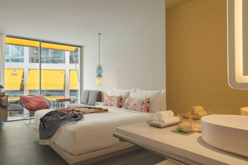 W Ibiza Luxury Hotel - Santa Eulalia del Rio, Spain - Cozy King Guest Room