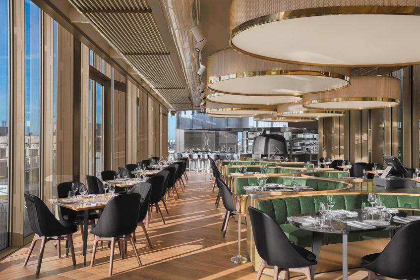 W Amsterdam Luxury Hotel - Amsterdam, Netherlands - Mr Porter Steakhouse