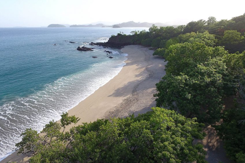 W Costa Rica Reserva Conchal Luxury Resort - Costa Rica - Conchal Beach Aerial