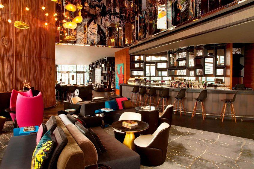 W Hong Kong Luxury Hotel - Hong Kong - WOOBAR