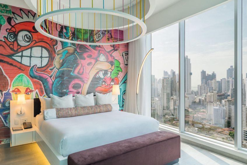 W Panama Luxury Hotel - Panama City, Panama - Wow Suite King