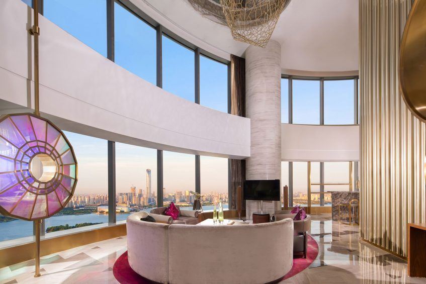 W Suzhou Luxury Hotel - Suzhou, China - Extreme WOW Suite