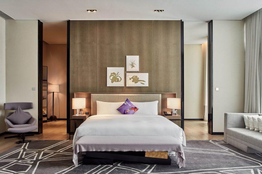 W Guangzhou Luxury Hotel - Tianhe District, Guangzhou, China - Extreme WOW Suite