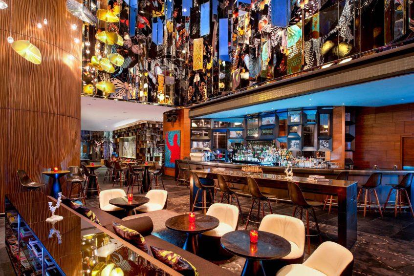 W Hong Kong Luxury Hotel - Hong Kong - WOOBAR Decor