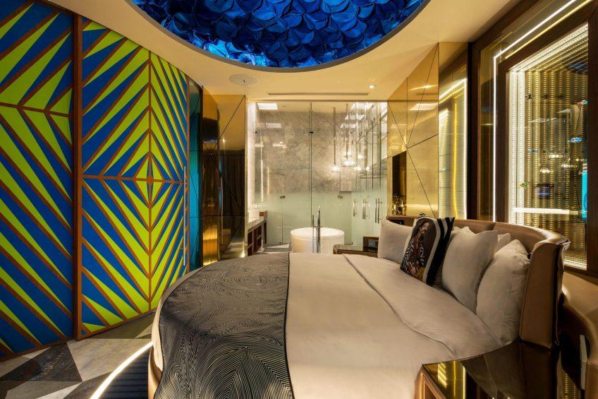 W Mexico City Luxury Hotel - Polanco, Mexico City, Mexico - E WOW Suite King