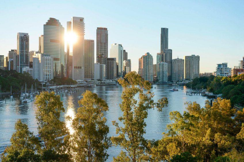 W Brisbane Luxury Hotel - Brisbane, Australia - Kangaroo Point