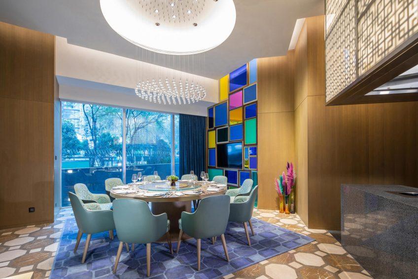 W Chengdu Luxury Hotel - Chengdu, China - YAO YEN Private Dining Room