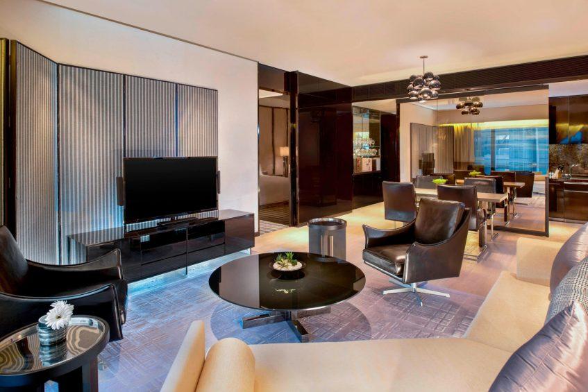 W Guangzhou Luxury Hotel - Tianhe District, Guangzhou, China - Apartment Guest Room Serviced