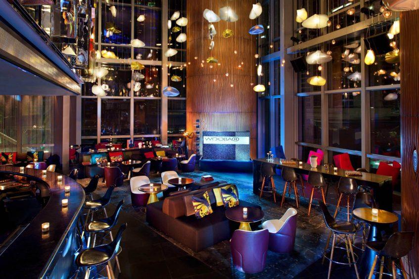 W Hong Kong Luxury Hotel - Hong Kong - WOOBAR Lounge
