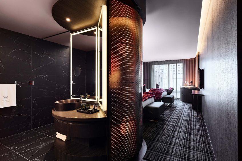 W Melbourne Luxury Hotel - Melbourne, Australia - Fabulous Double Bathroom