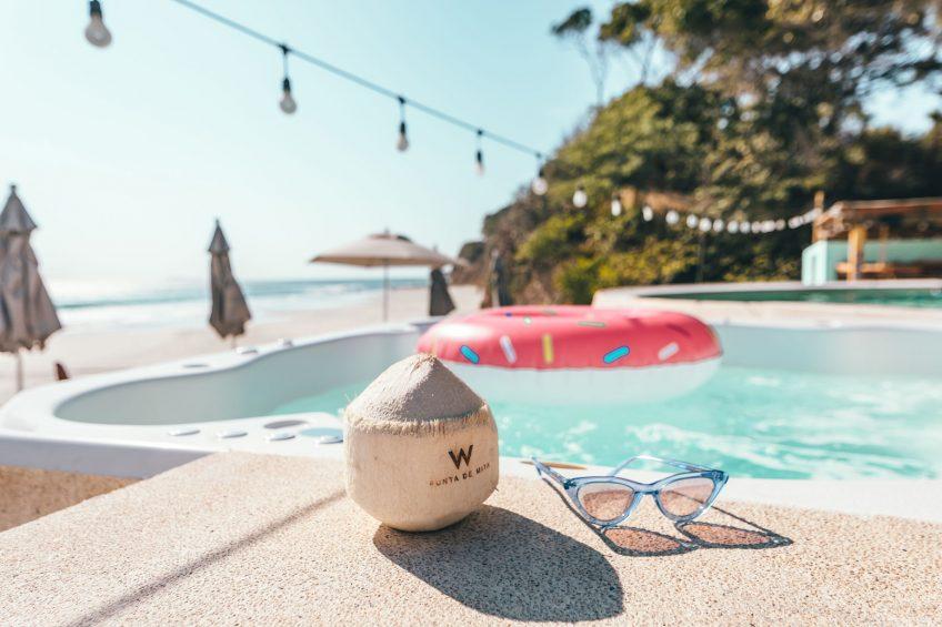 W Punta de Mita Luxury Resort - Punta De Mita, Mexico - WET Poolside
