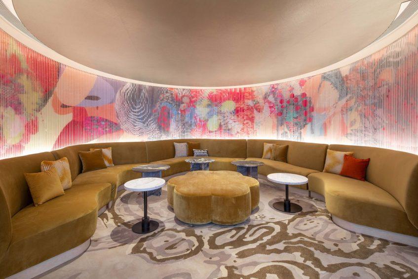 W Chengdu Luxury Hotel - Chengdu, China - Living Room VIP Room
