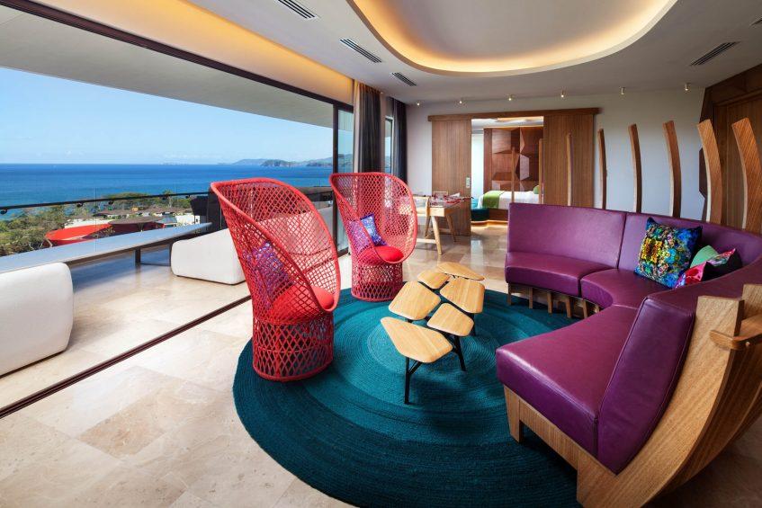 W Costa Rica Reserva Conchal Luxury Resort - Costa Rica - Ewow Suite