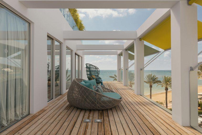 W Ibiza Luxury Hotel - Santa Eulalia del Rio, Spain - E WOW Suite Terrace