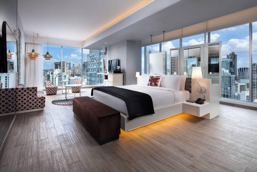 W Panama Luxury Hotel - Panama City, Panama - Fantastic King Suite
