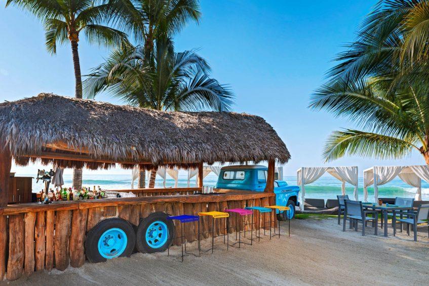 W Punta de Mita Luxury Resort - Punta De Mita, Mexico - Chevycheria Beachfront
