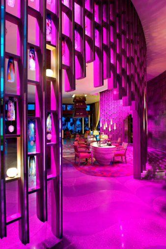 W Bali Seminyak Luxury Resort - Seminyak, Indonesia - W Lounge Tables