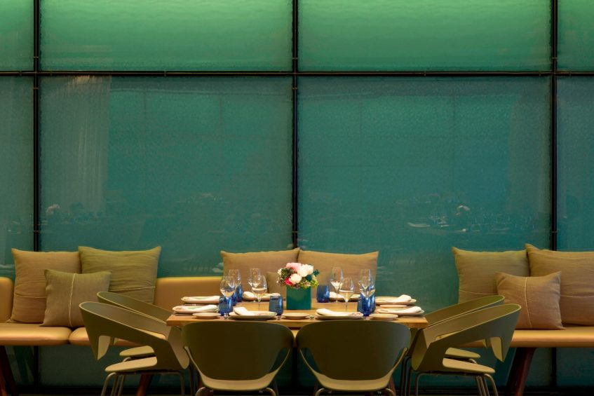 W Barcelona Luxury Hotel - Barcelona, Spain - Salt Event Banquet up