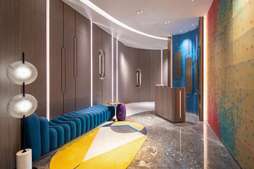 W Chengdu Luxury Hotel - Chengdu, China - Play Lounge