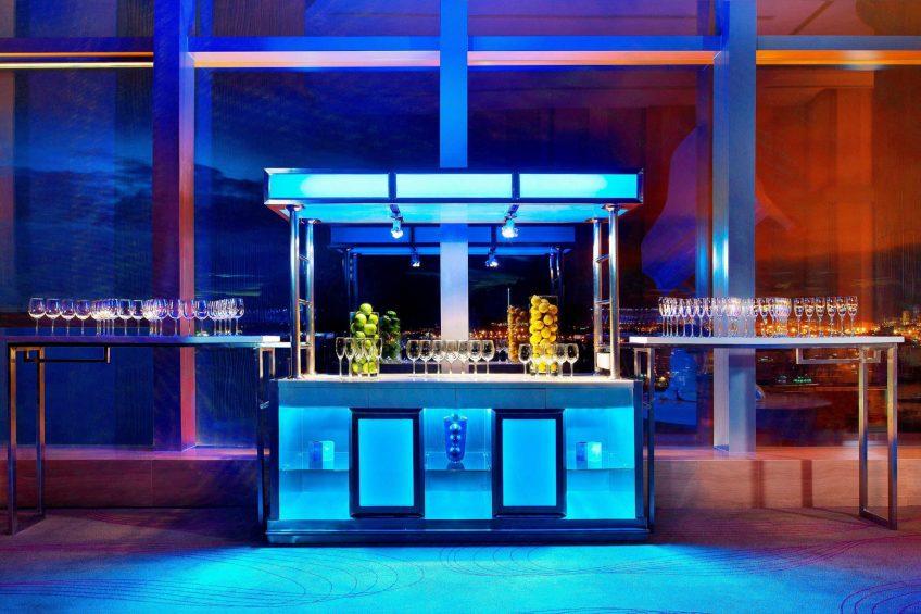 W Hong Kong Luxury Hotel - Hong Kong - Pre Function Bar Station