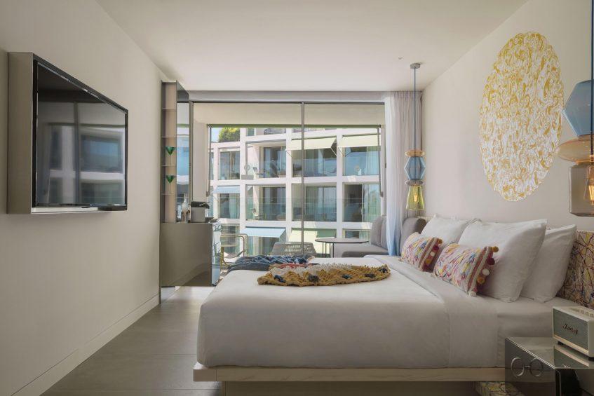 W Ibiza Luxury Hotel - Santa Eulalia del Rio, Spain - Fabulous King Guest Room