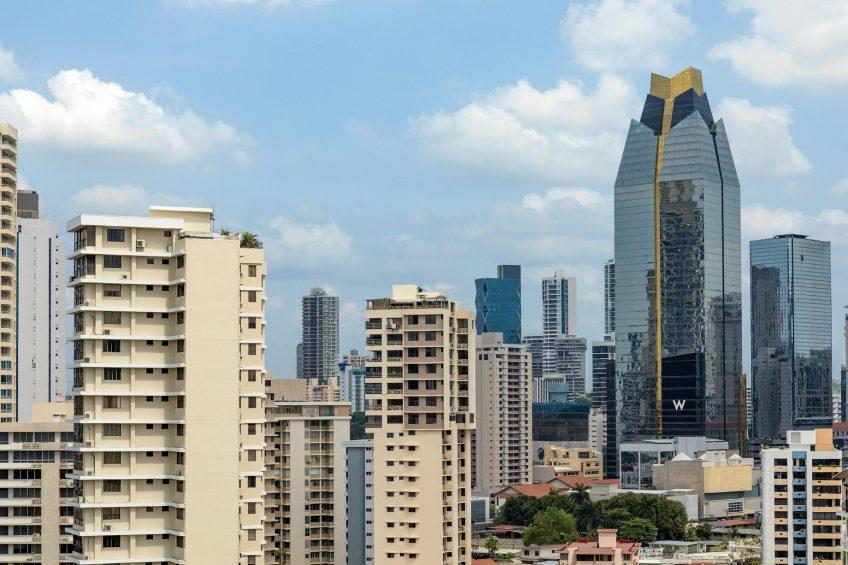 W Panama Luxury Hotel - Panama City, Panama - Exterior