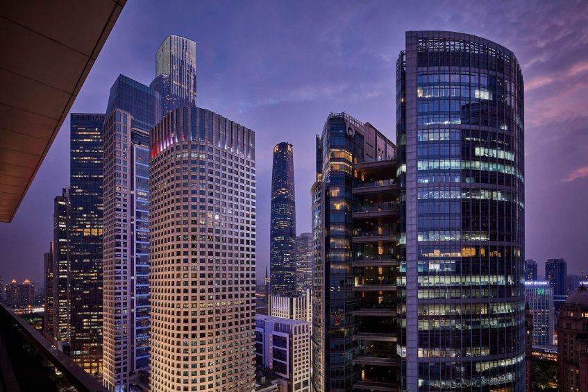 W Guangzhou Luxury Hotel - Tianhe District, Guangzhou, China - Extreme WOW Suite City View