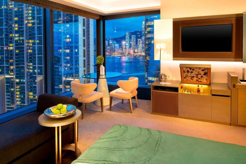 W Hong Kong Luxury Hotel - Hong Kong - Cool Corner Room