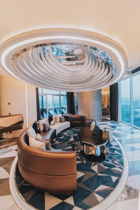 W Mexico City Luxury Hotel - Polanco, Mexico City, Mexico - E Wow Suite Style