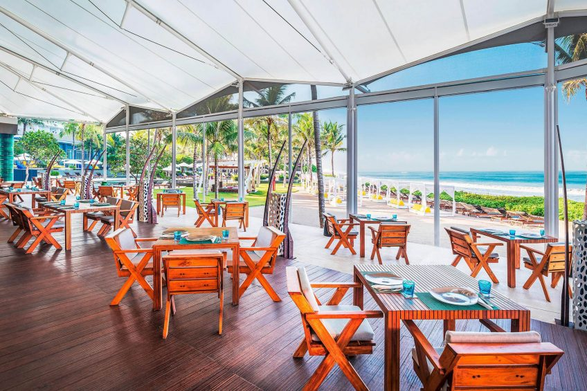 W Bali Seminyak Luxury Resort - Seminyak, Indonesia - Starfish Bloo Restaurant