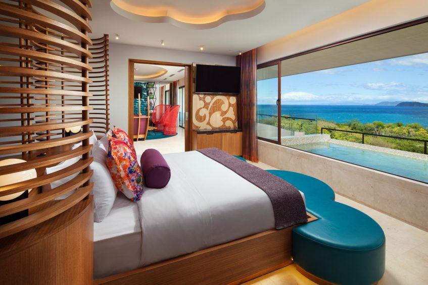 W Costa Rica Reserva Conchal Luxury Resort - Costa Rica - WOW Suite Ocean View