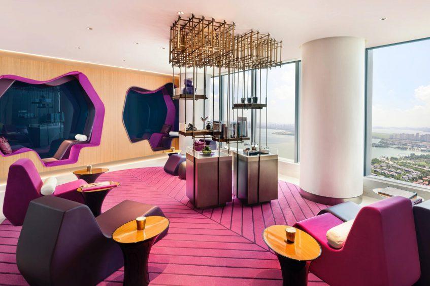 W Suzhou Luxury Hotel - Suzhou, China - AWAY Spa Relax Station