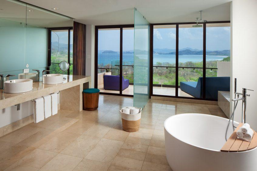 W Costa Rica Reserva Conchal Luxury Resort - Costa Rica - Wow Suite Bathroom