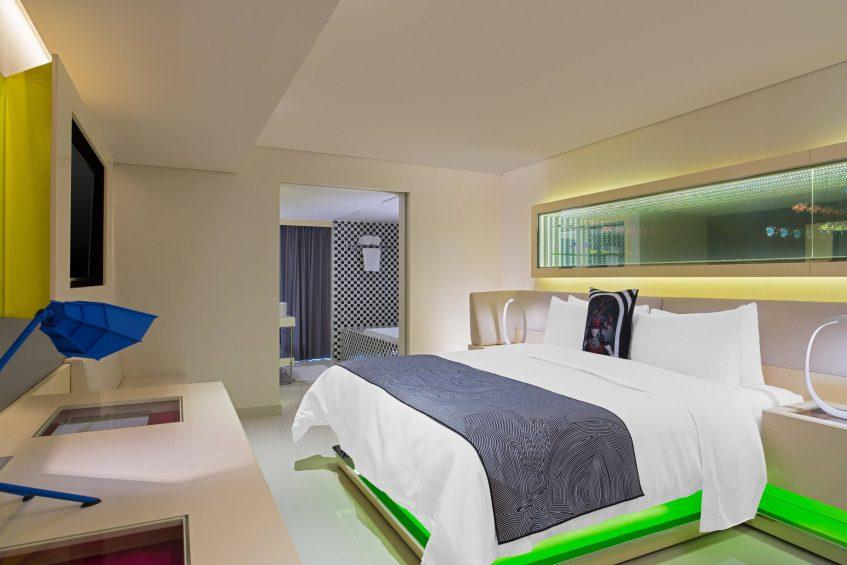 W Mexico City Luxury Hotel - Polanco, Mexico City, Mexico - Cool Corner Suite