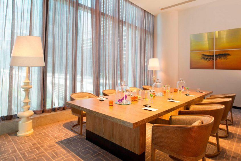 W Guangzhou Luxury Hotel - Tianhe District, Guangzhou, China - Studio 6