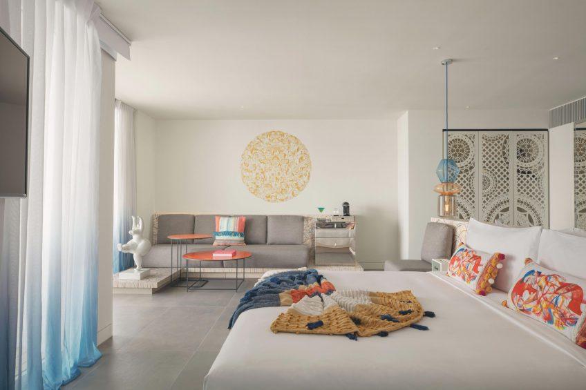 W Ibiza Luxury Hotel - Santa Eulalia del Rio, Spain - Marvelous Suite Decor