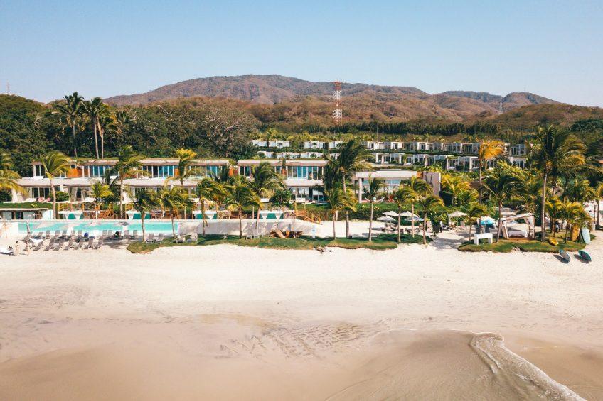 W Punta de Mita Luxury Resort - Punta De Mita, Mexico - Resort Front View