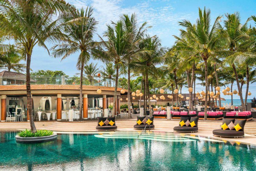 W Bali Seminyak Luxury Resort - Seminyak, Indonesia - Pool