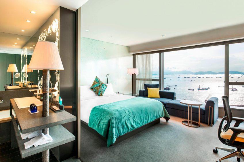 W Hong Kong Luxury Hotel - Hong Kong - Fabulous King Room