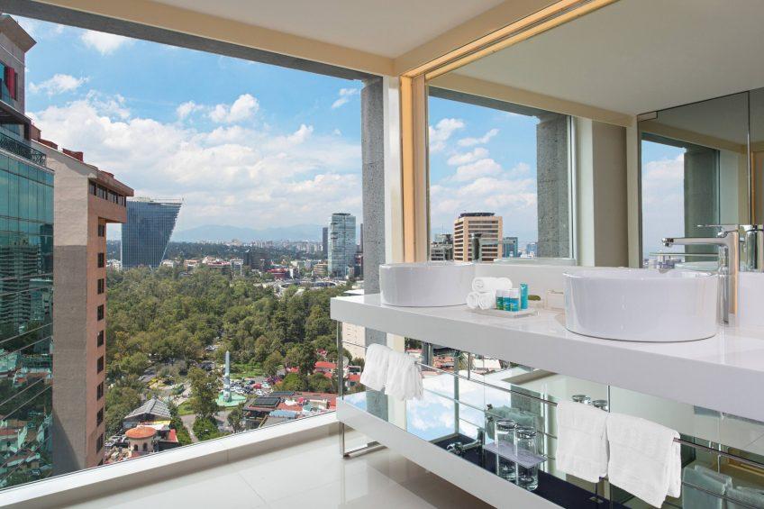 W Mexico City Luxury Hotel - Polanco, Mexico City, Mexico - Guest Bathroom Double