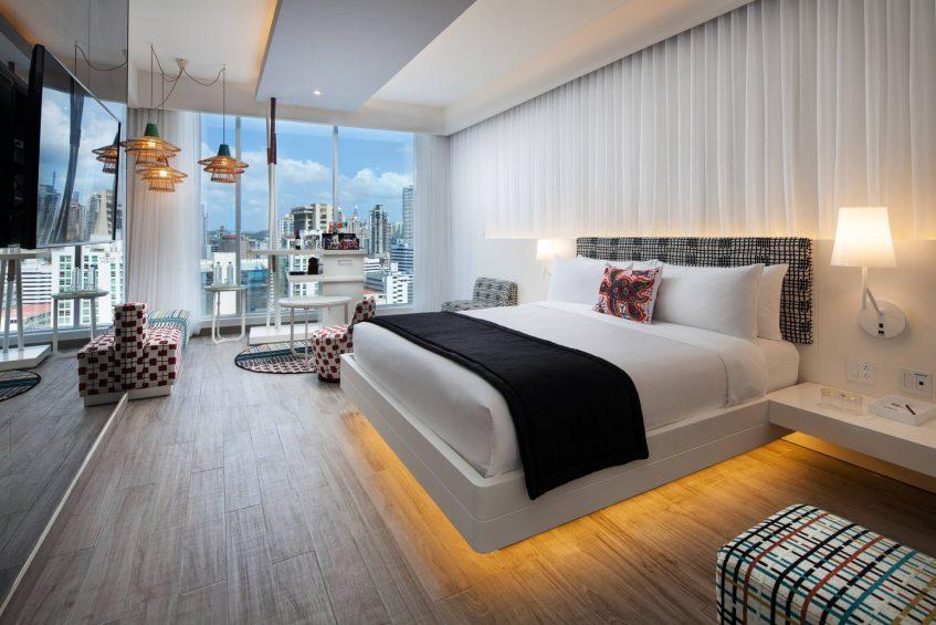W Panama Luxury Hotel - Panama City, Panama - Wonderful Guest Room