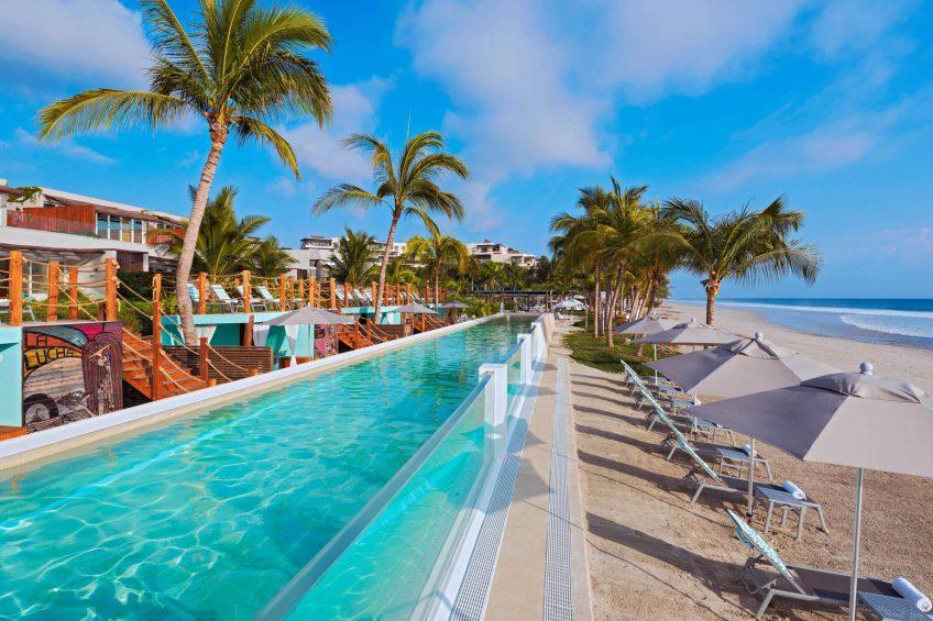 W Punta de Mita Luxury Resort - Punta De Mita, Mexico - WET Pool